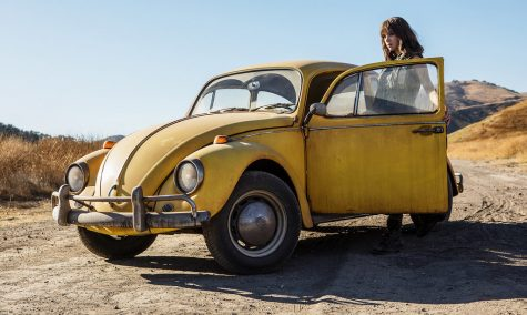 """""""Bumblebee"""" rejuvenates the Transformers franchise. The movie released December 21, 2018."""