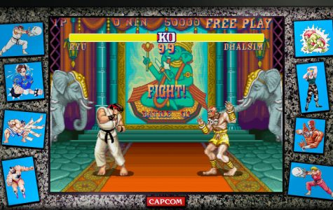 The Original Street Fighter 2 released in 1991. The game is considered the weakest one due to how slow it was but it was revolutionary at the time and started the fighting game craze of the 90's. Photo credit: Oscar Torres