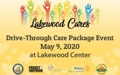 The city has extended a hand to its residents in this time of need. The care package event was hosted on May 9, 2020. Photo credit: City of Lakewood