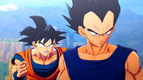 Dragon Ball Z is a Japanese manga/anime created by Akira Toriyama. It stars Goku a Saiyan from the planet Vegeta as he protects the earth and the universe from powerful opponents with the help of his friends and former enemies