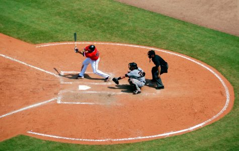Strike you're out! A player misses the ball by just an inch and completely strikes out. Photo credit: Pixabay/Pexels.com