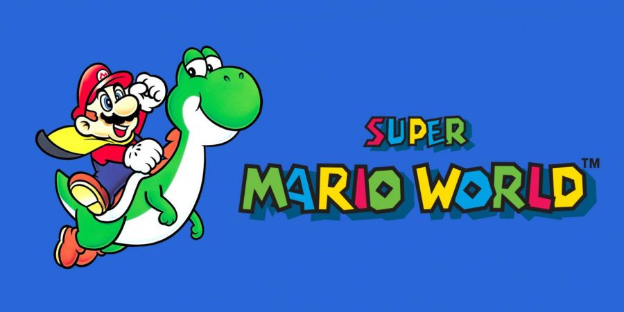 Super+Mario+World+is+the+fourth+mainline+2D+plat+former+for+the+Mario+Series.+Its+also+one+of+the+launch+titles+for+the+acclaimed+Super+Nintendo+Entertainment+System.+