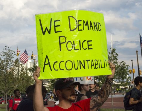 In order for change to be made, protestors need to be heard without police beating down on them for speaking up. Photo credit: needpix.com
