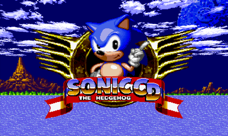 Sonic CD is one of the most obscure Sonic titles, which later would go one as one of the cult classics of the classic 2D games. An updated version made by Christian Whitehead became available in 2011. Photo credit: Courtesy of Sega