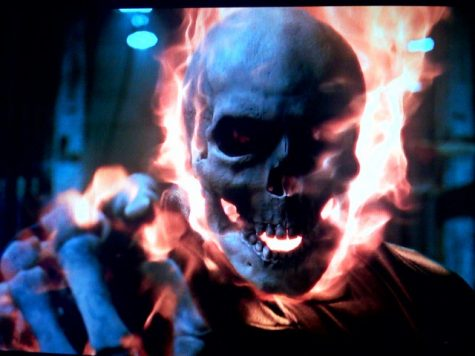 A Look Back with Oscar: 'Ghost Rider' a film that loves to crash and burn