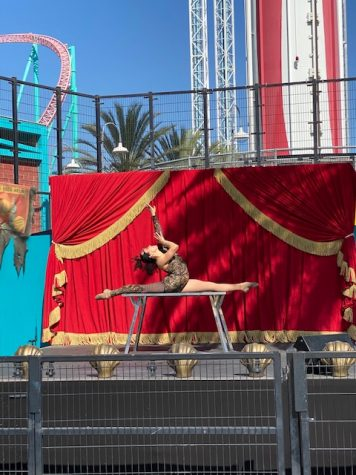 Fall-O-Ween has various shows throughout the park to entertain its patron. The Circus like atmosphere adds an extra fun element.