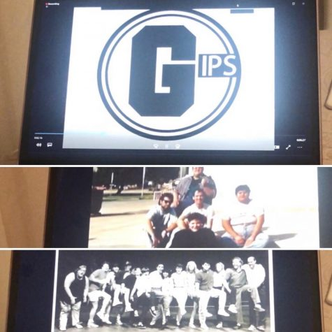 The Generic Improvisational Peep Show paid tribute to the program for its 35th Anniversary. A special montage with pictures of past GIPS generation members were shown during the live show.