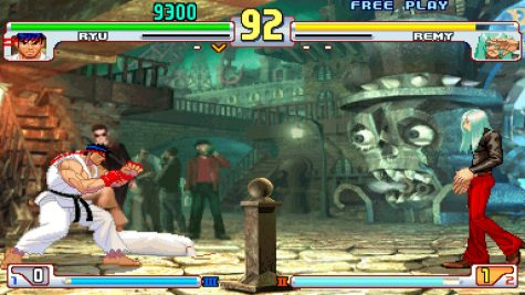 A Look Back with Oscar: 'Street Fighter III' successfully parrying since 1999