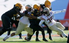 ASU and FSU face off in the Tony the Tiger Sun Bowl Tuesday, Dec. 31, at the Sun Bowl in El Paso.