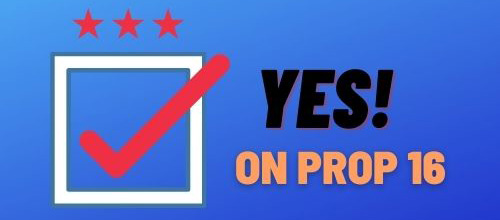 YES PROP 16