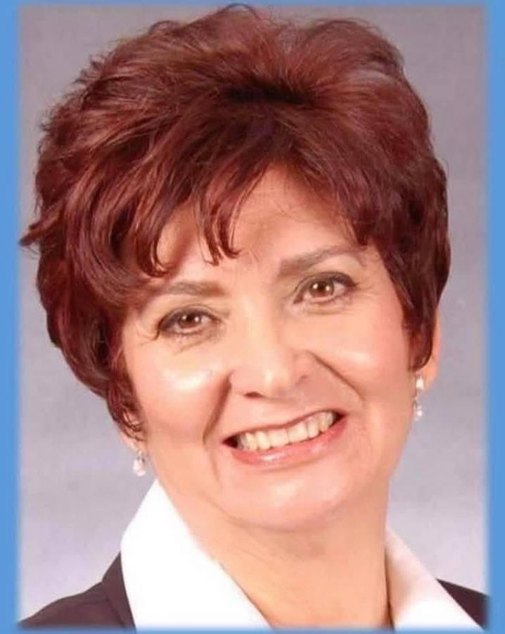 Mariana Pacheco is the current Director of Nursing in Downey Adult School. She would be running for a place on the Board of Trustee this Nov. 3rd. Photo credit: Mariana Pacheco