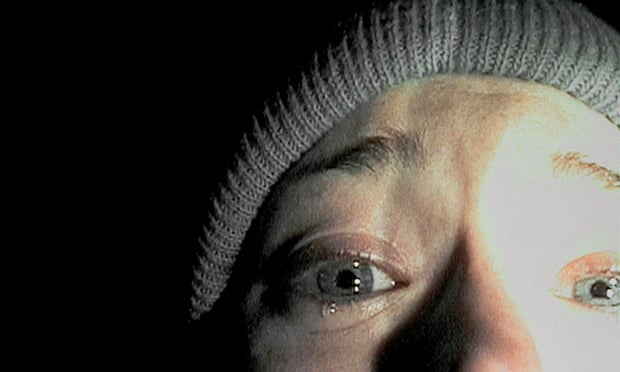One of the most iconic shots in The Blair Witch Project. Photo credit: Image credit: Allstar/Cintext/Pathe