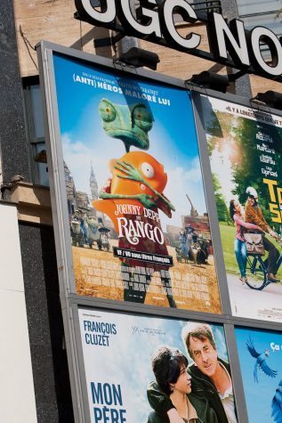 "Directed by Gore Verbinski of Pirates of the Caribbean Rango fleshes out animation and story telling. With a bunch of voice actors, it was able to rise to the ranks as one of the most popular non-Disney animated films. Photo credit: ""Paris Day 3"" by MissChatter is licensed under CC BY 2.0"