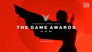 The Game Awards has been announced for Dec. 10th, 2020. This year it'll not be live on stage but there will be a virtual stage for people to watch. Photo credit: Geoff Keighley & The Game Awards