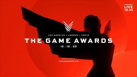 The Game Awards has been announced for Dec. 10th, 2020. This year it