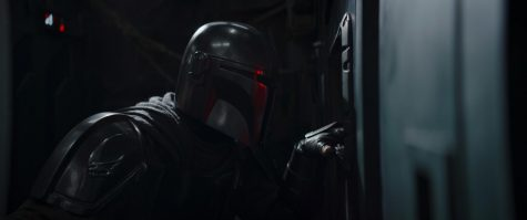 The Mandalorian (Pedro Pascal) in Lucasfilm's THE MANDALORIAN, season 2, exclusively on Disney+. © 2020 Lucasfilm Ltd. & ™. All Rights Reserved. Photo credit: Walt Disney Company & Lucasfilm Ltd.