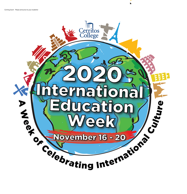 International+Student+Week+discusses+global+cultures+in+an+event+each+day.+This+year%27s+IEW+will+only+have+presentations+via+Zoom.+Photo+credit%3A+Courtesy+of+Cerritos+College