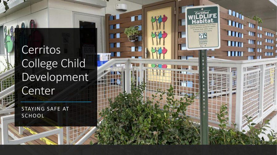 The+Cerritos+College+Child+Development+Center+reopened+as+of+Aug.+24.+The+center+is+located+at+11051+166th+St%2C+Cerritos%2C+CA+90703.