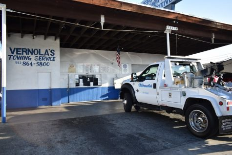 "Luigi Vernola died on Jan. 1, and was a well-known philanthropist and businessman. His eldest daughter, Lisa, now runs his towing company ""Vernola&squot;s Tow Service"" at 13514 Norwalk Blvd."