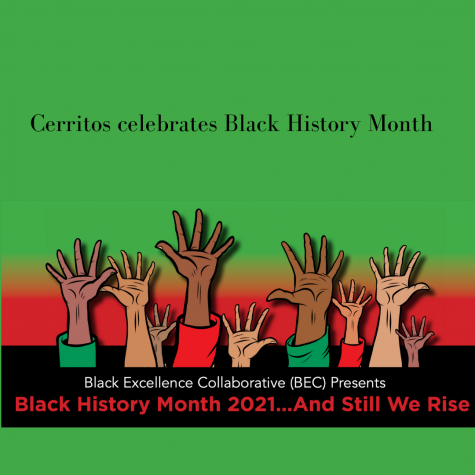 Cerritos College host virtual events to celebrate Black History month.  Black History month activities range from book readings to Ted talks.