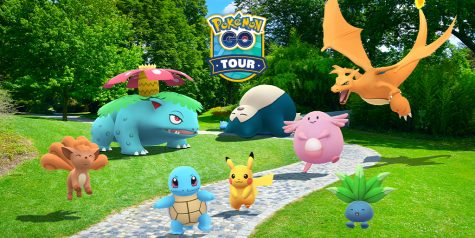 The Pokemon Go Tour: Kanto celebration is virtual ticketed event that will cost $11.99. Photo credit: Niantic/TNS