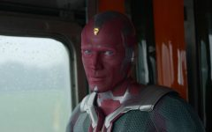 Paul Bettany is Vision in Marvel Studios' WANDAVISION, exclusively on Disney+. Photo Courtesy of Marvel Studios. @Marvel Studios 2021. All Rights Reserved. Photo credit: Walt Disney Company & Marvel Studios