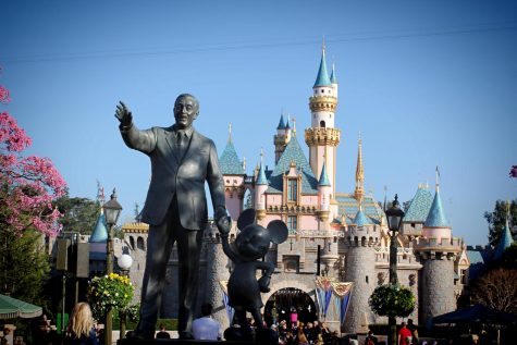 With Disneyland being closed many employees try their best to work through this pandemic in hopes of getting back to work. Two employees Jonathan and Brianna were able to speak their thoughts on the situation. Photo credit: Ron Thorp