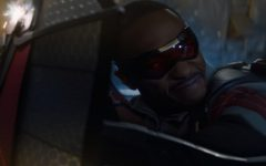 Anthony Mackie as The Falcon/Sam Wilson in episode 1 of 'The Falcon and the Winter Soldier', available exclusively on Disney+. Photo credit: Walt Disney Company & Marvel Studios