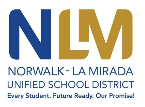 NLMUSD plans to send students in grades K-2 back to in-person learning on March 29. There is no set plan for middle and high school students to return to campus. Photo credit: Norwalk La Mirada Unified School District