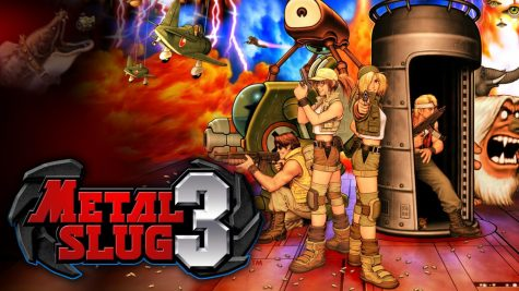 """Metal Slug ""is an Arcade series developed by SNK. It"