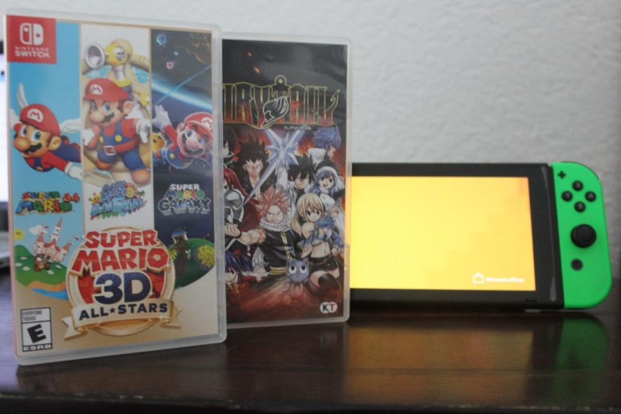 With Mario 3D Allstars being discontinued many people are worried that digital media will become the new norm making physical media obsolete. Photo credit: Oscar Torres