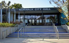 Norwalk City Hall expanded appointment hours on April 6, 2021. Appointments at city hall can now be made Mon - Thu and every other Fri between 9 am and 5 pm. Photo credit: Vincent Medina