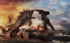 The most anticipated Monster film is finally here on HBOMax. Who will win the  King of the Monsters or the King of Skull Island? Photo credit: Warner Bros., Legendary Pictures & HBO Max/TNS