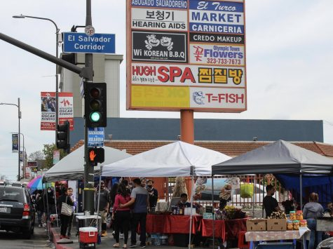 In 2010, the city of Los Angeles officially established the El Salvador Community Corridor on Vermont Avenue. The corridor is home to a myriad of Salvadoran restaurants, businesses and vendors. April 25, 2021