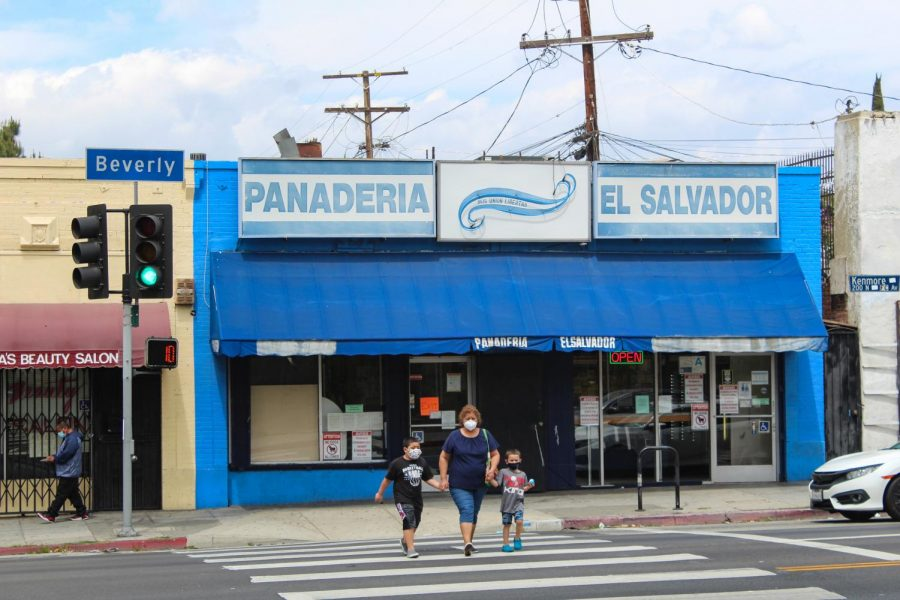 The COVID-19 pandemic affected many Central American businesses like Panaderia El Salvador. The establishment had to reduce hours in 2020, but have recently returned to operating 7 days a week. April 25, 2021