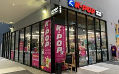 K-POP Music Town holds all goods and albums of K-Pops biggest stars on the stage. Although many groups constantly hit success, it seems like these idols dont receive proper treatment in the media. Photo credit: Keanu Ruffo