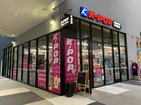 K-POP Music Town holds all goods and albums of K-Pop