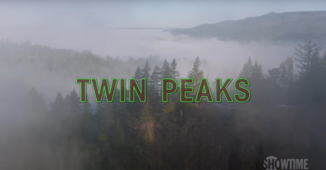 Twin Peaks: The Return was broadcast on Showtime during it
