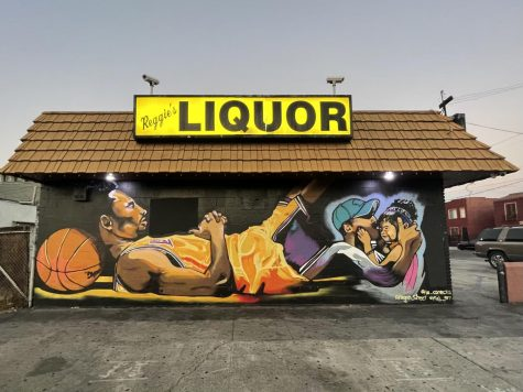 Businesses supporting the NBA legend. Reggie's Liquor located on 4426 S Figueroa St, Los Angeles, CA 90037.