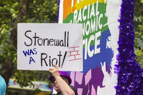 Even after the pivotal Stonewall Riots, the concept of LGBT was scorned and dismissed. Today is a future where society is only just becoming more accepting and knowledgeable. Photo credit: Creative Commons